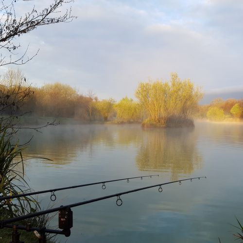 OAP & UNDER 15 Fishing M and B Fishery Book Online